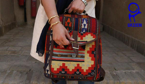Kilim backpack Gazzeri