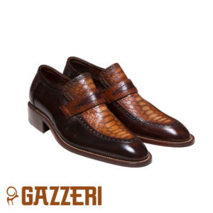 wholesale ostrich leather shoes