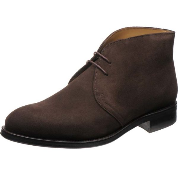 wholesale leather Chukka shoes