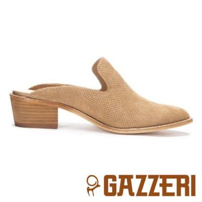 wholesale leather Mule shoes