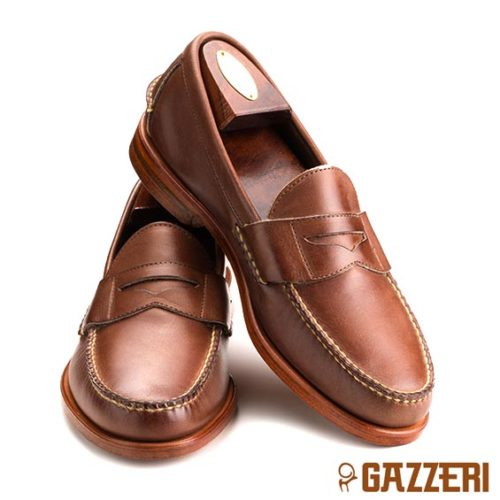 wholesale leather Penny Loafer shoes