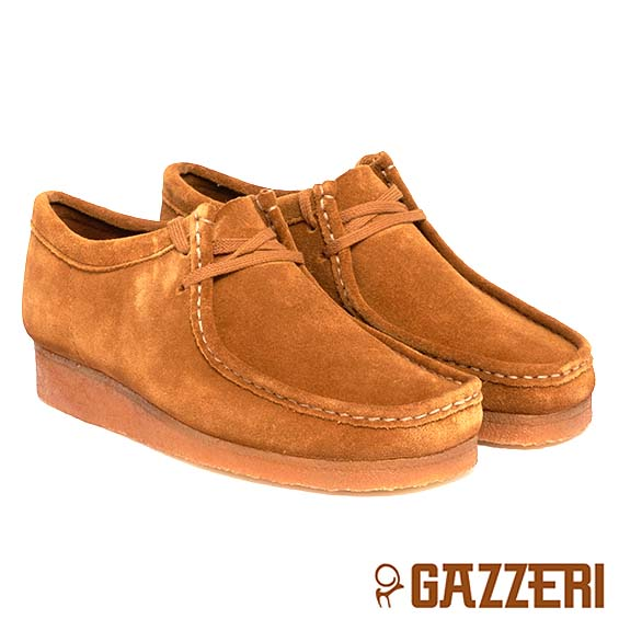 wholesale leather Wallabee shoes