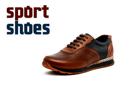 suppliers of mens leather sport shoes